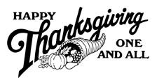 Happy Thanksgiving Turkey Exchange